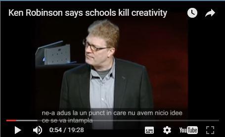 how schools kill creativity pdf